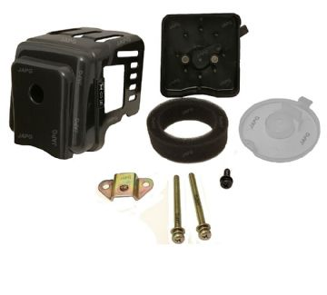 Air Filter Housing & Cover Set, Mitsubishi TL43, TL52 Engine, Trimmer Parts